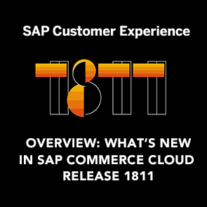 Customer Experience Commerce Cloud Card 1811